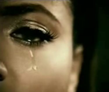 tears - woman crying...I wonder why?