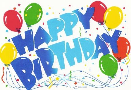 Birthday Party - Happy Birthday