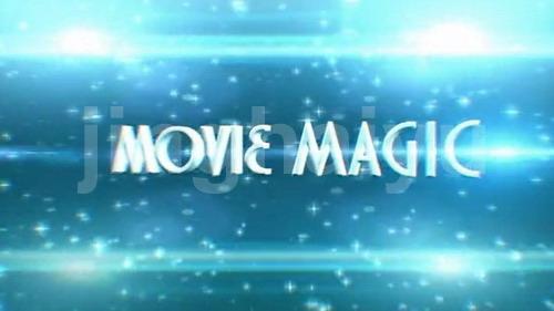 movie magic - the magic of movies..
