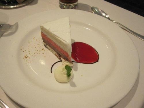 Sweet Dessert - A Slice of Cake