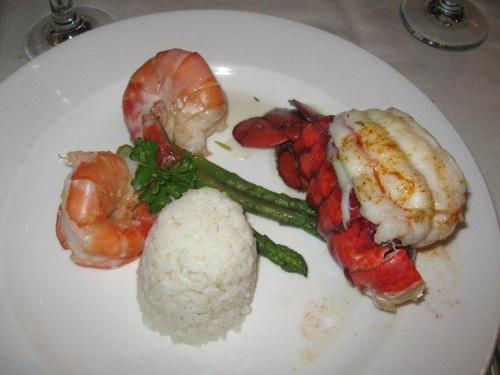 Seafoods - Seafood Dish