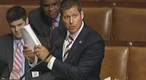 Congressman Sean Duffy - Congressman Sean Duffy speaking in U.S. House.