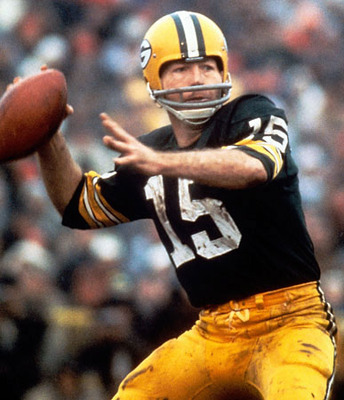 bart Starr - The legendary QB for the Green Bay Packers!