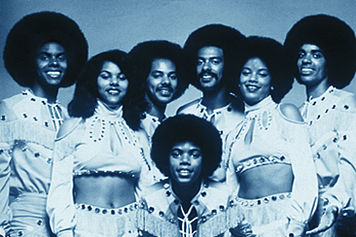 The Sylvers - 1970s R&B soul music group consisting of nine siblings (Olympia-Ann, Leon, Charmaine, James, Edmund, Ricky, Angie, Pat, and Foster Sylvers) originating from Memphis, Tennessee.