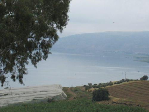 Sea of Galilee - The Holy Land