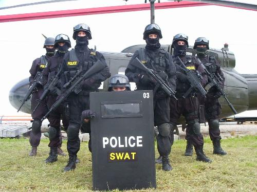 Swat - They are saving us from the mafia.Full Respect