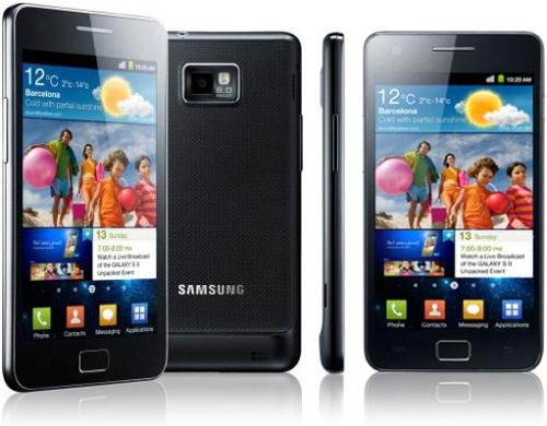 Samsung galaxy s2 - The best phone on the market , right now.