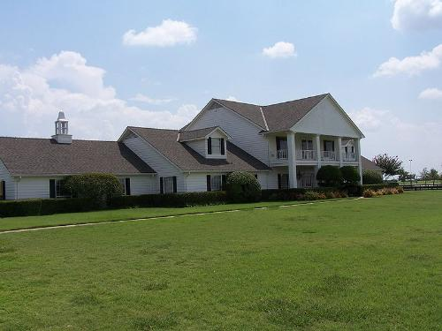 southfork - This is the place were alot of 'DAllas' was filmed.