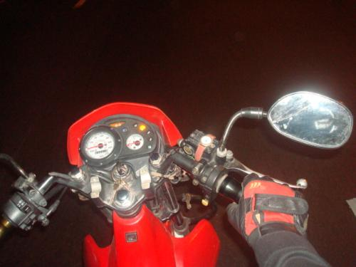 My boyfriend's motorcycle - This is us just roaming around on a weekend night. It is so cool to ride a motorcycle, but of course with utmost safety precautions because it is not that safe especially with the other vehicles around us. But this motorcycle have been good to us so far.