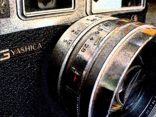 camera - old camera photo.