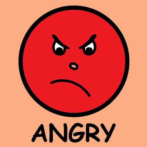 angry - angry face