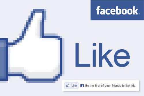 facebook like - facebook like icon