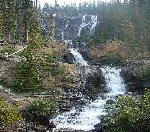 Watrefalls  - A beautiful waterfall close to Toranto in Canada..