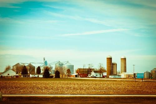 Farm - A farm in the great state of Wisconsin!