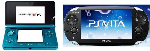Vita vs 3DS - A new handheld battle is about to begin