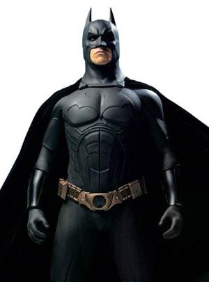 Batman - Christian Bale as Batman!