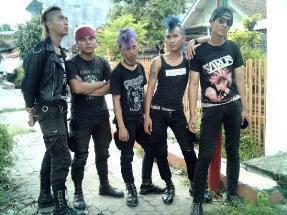 punk - a punk band.