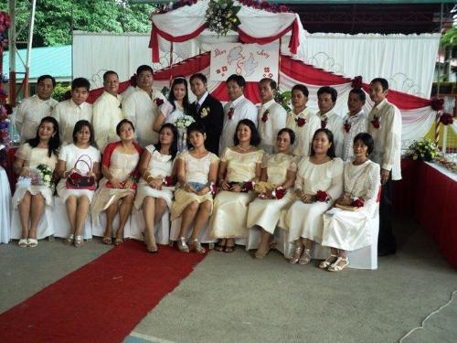 Wedding Entourage - Wedding Photo