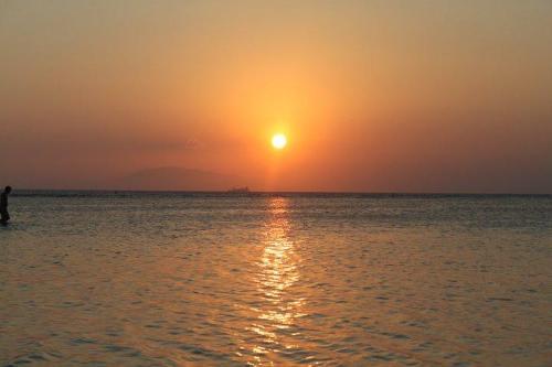 Sunrise or sunset? - Sun Sets