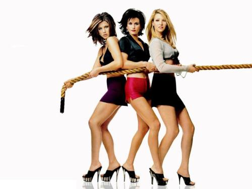 The girls - The hotest combination in TV show ever!!!