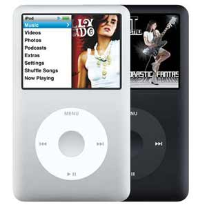 ipod classic 160GB - Do you enjoy music, could you possibly live without it?