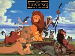 The Lion King - One of the best Disney films ever made!