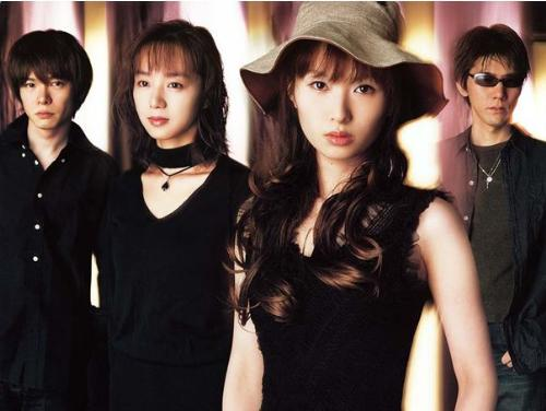 Garnet Crow - Another picture of the Garnet Crow