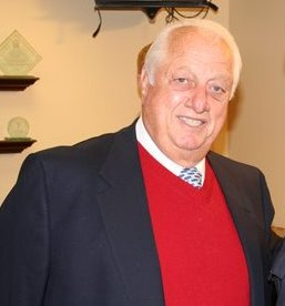 Tommy Lasorda - The former manager for the LA Dodgers.