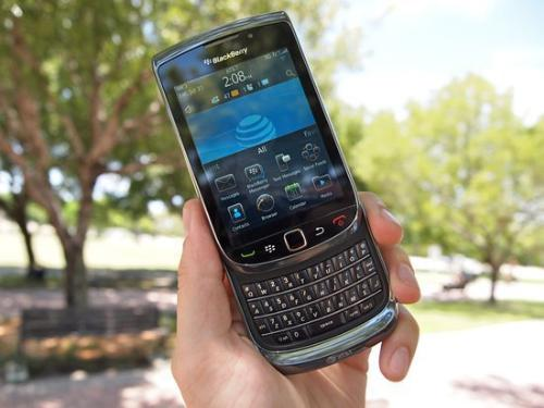 Blackberry - My type of cellphone