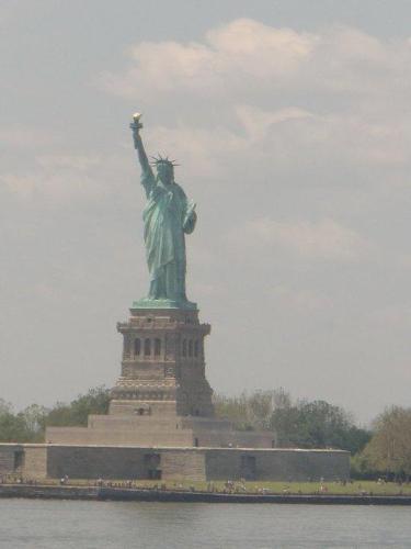 Lady Liberty - Statue of Liberty