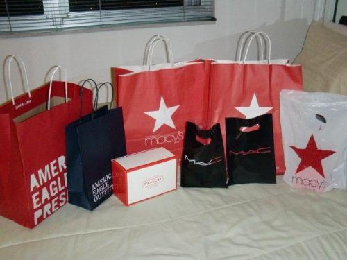Shopping Spree - Shop for fun