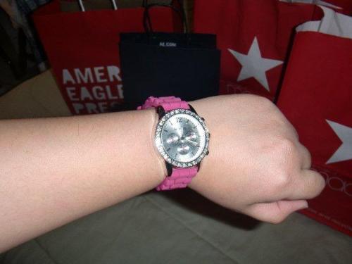 Watch on my right hand - Wrist Watch