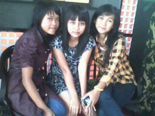 Trio - Trio friendship.