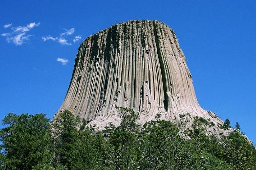 Devils Tower - What a beautiful site that is!