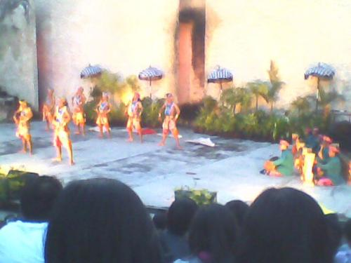 Bali shows - Kecak dance
