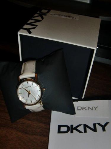 White Wrist Watch - Signature Watch