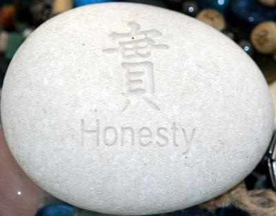 honesty - I hope I shall possess firmness and virtue enough to maintain what I consider the most enviable of all titles, the character of an honest man.  - George Washington