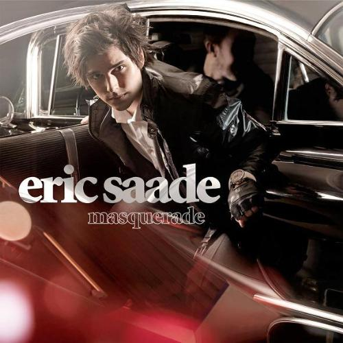 Masquerade - Cover front of my album 'Masquerade' by Swedish pop singer, Eric Saade
