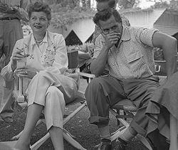Lucy and Desi - Lucy and Desi in the 1950's.