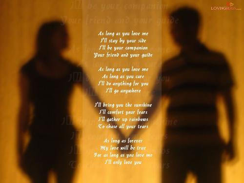 Relationship poem - Relations should be maintained as far as possible. It is good for a sound mind and body. Many people has understood of being in relationships.Maintaining good relation ship is a easy thing.