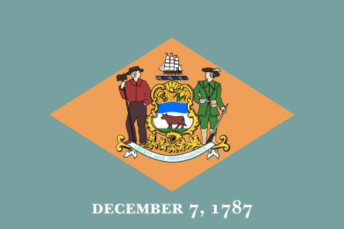 Delaware  - delaware the first state people for delaware only