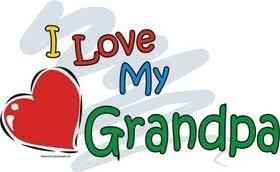 I love you grandpa - and I miss you loads too ;_;