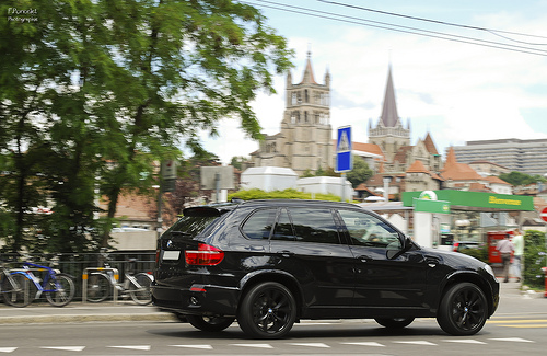 bmw x5 - German beast