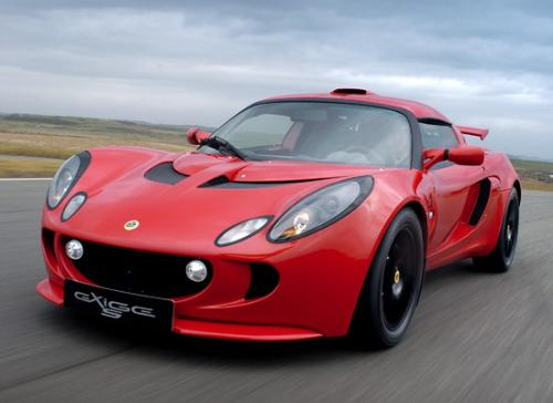 Lotus exige - One of the best supercar ever made.