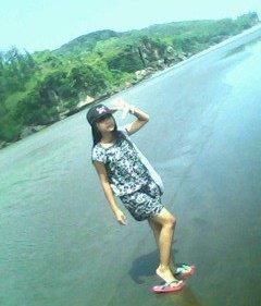 Enjoy - Enjoy the beauty of the beach.