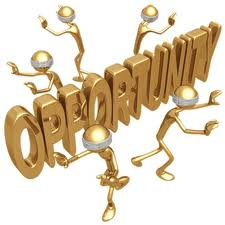 opportunity seeker - When written in Chinese, the word 'crisis' is composed of two characters. One represents danger and the other represents opportunity.  - John F. Kennedy
