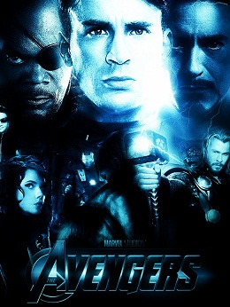 Avengers Assemble (2012) - poster of the upcoming movie