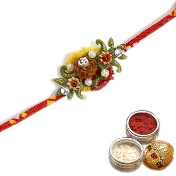 Rakhi - Rakhi on Rakshabandan for my brother