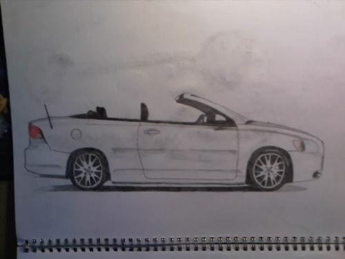 Car sketches - My second sketch :D Enjoy!