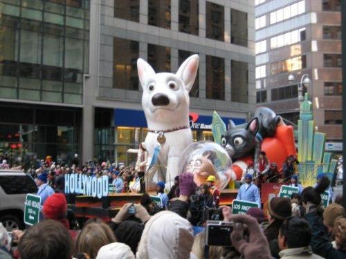 Thanksgiving Parade - Thanksgiving day